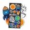 Светоотражающая защита Blik-blik стикеры для байка 0