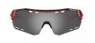 Очки Tifosi Alliant черно-красный Smoke/AC Red/Clear 3