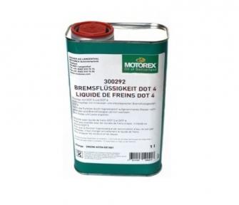 Средства по уходу Motorex Brake fluid DOT 4 1L