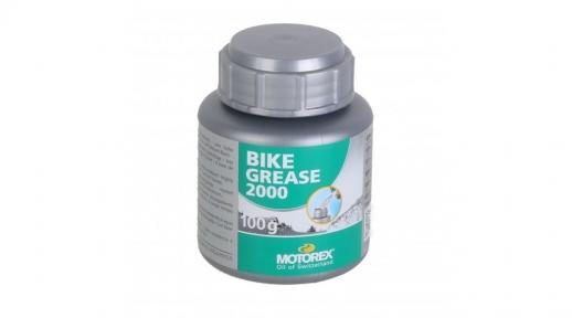 Смазки Motorex для подшипников Bike Grease 2000