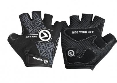 Перчатки KLS Comfort New XL(р) черно-белые