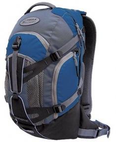 Рюкзак Terra incognita Dorado 22 сине-серый
