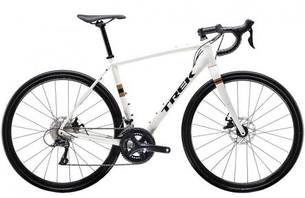 Велосипед 2020 Trek Checkpoint AL 3 56 см белый