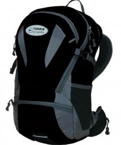 Рюкзак Terra Incognita Velocity 20 черный-серый