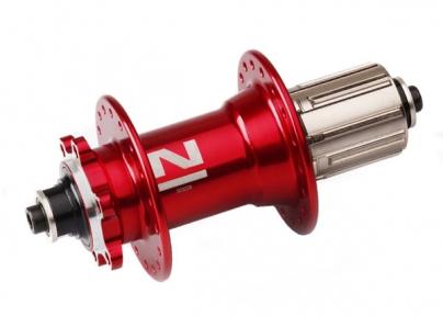 Втулка задняя Novatec D032SB 11S 32H D красный