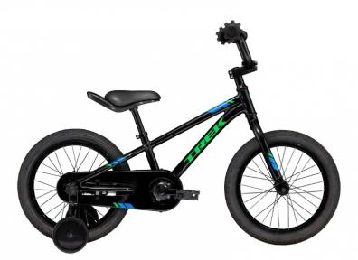 Велосипед 2017 Trek Precaliber 16 Boys черный
