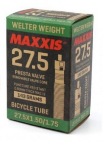 Камера Maxxis Welter Weight 27.5x1.9-2.35 FV 36мм