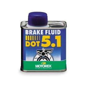 Средства по уходу Motorex Brake fluid DOT 5.1 250ml