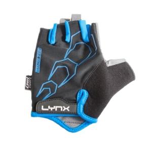 Перчатки Lynx Race L(р) черно-синие
