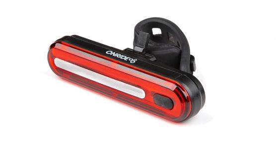 Мигалка OnRide Inferno Black USB 100Lm задняя