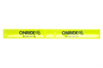 Светоотражающая защита OnRide с логотипом OnRide