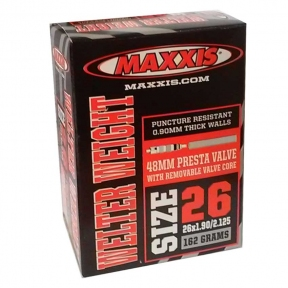 Камера Maxxis Welter Weight 26x1.9-2.125 FV 48мм