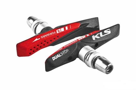 Тормозные колодки KLS DualStop V-02