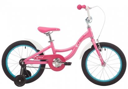 Велосипед 2019 Pride Alice 18 розовый
