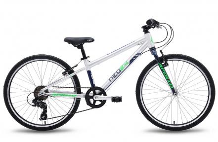 Велосипед 2018 Apollo Neo 24 Boys сине-зеленый
