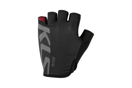 Перчатки KLS Rival S(р) черный