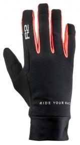 Перчатки R2 Cruiser XXL(р) черно-красный