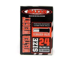 Камера Maxxis Welter Weight 24x1.9-2.125 AV 36мм
