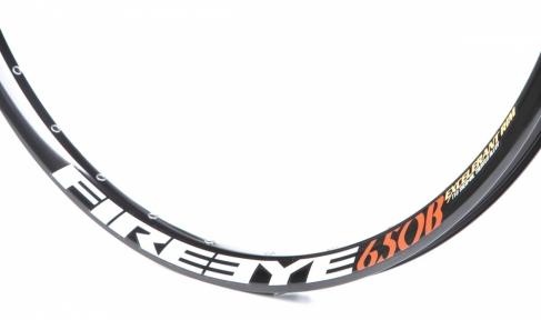 Обод FireEye Excelerant 650B 32H черный