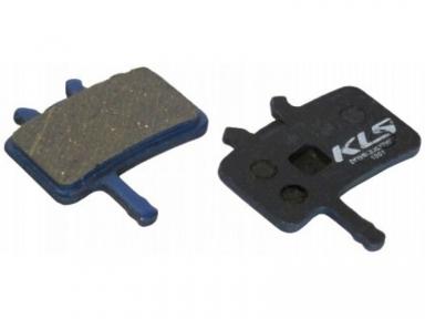 Тормозные колодки KLS D-02 Juicy