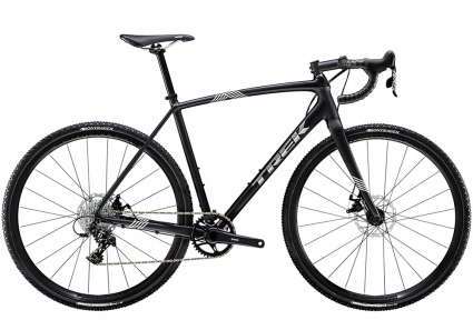 Велосипед 2020 Trek Crockett 4 Disc 54 см черный