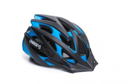 Шлем OnRide Cross 55-58(р) черно-синий