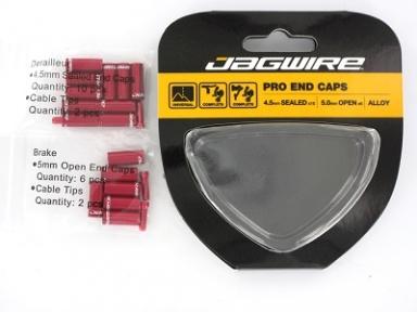 Запчасти Jagwire комплект концевиков CHA099-RJ