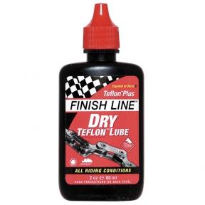 Смазки Finish Line для цепи Dry Teflon 60ml