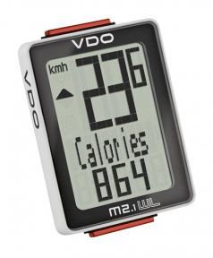 Велокомпьютер VDO M2.1 WR проводной