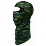 Buff Balaclava Microfiber Green Hunt