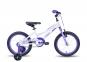 Велосипед 2018 Apollo Neo 16 Girls серебристо-фиолетовый