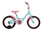 Велосипед 2018 Pride Alice 16 мятно-розовый